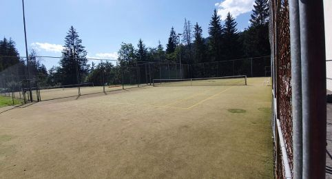 Tennisplätze Laax